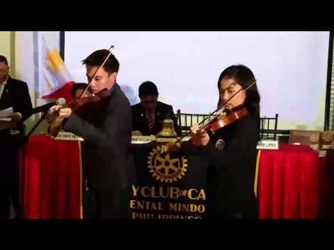 A Thousand Years (violin duet)