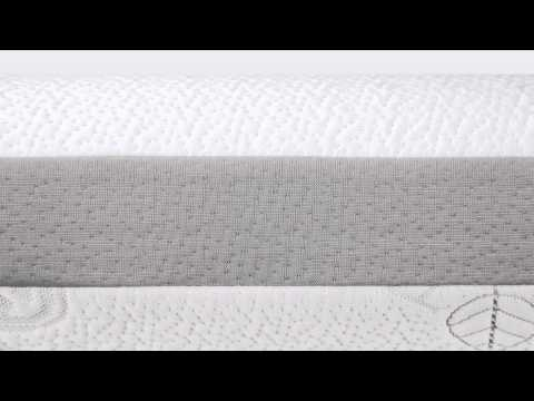 Blu Sleep Products Nature Aquagel Pillow
