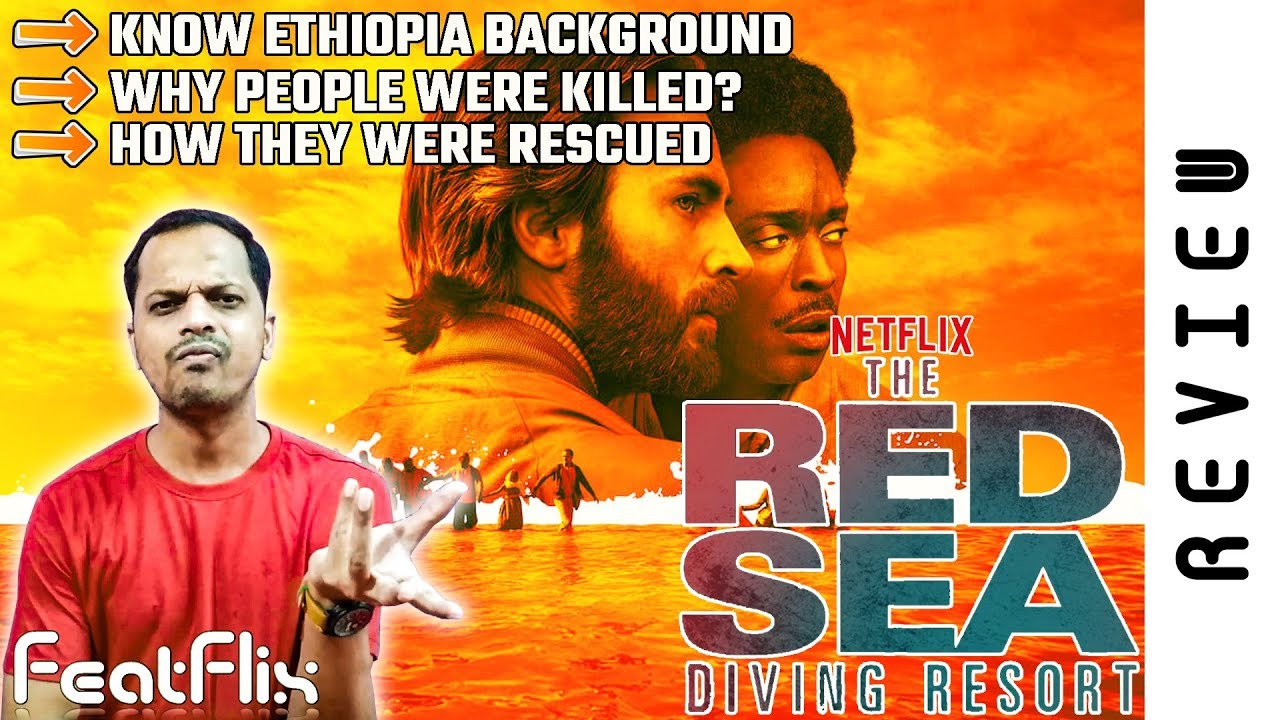 The Red Sea Diving Resort (2019) Netflix Drama, History, Thriller Movie  Review | FeatFlix