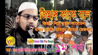 08-11-2017  New Bangla Waz  Habibur Rahman Misbah