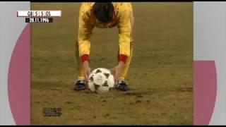 Nostalji Maçlar | Galatasaray 1 - 1 Gençlerbirliği ( 28.11.1996 )