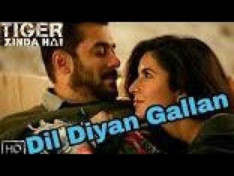 Dil Diyan Gallanfull song. Audio Tiger Zinda HaiAtif Aslam-Vishal and S
