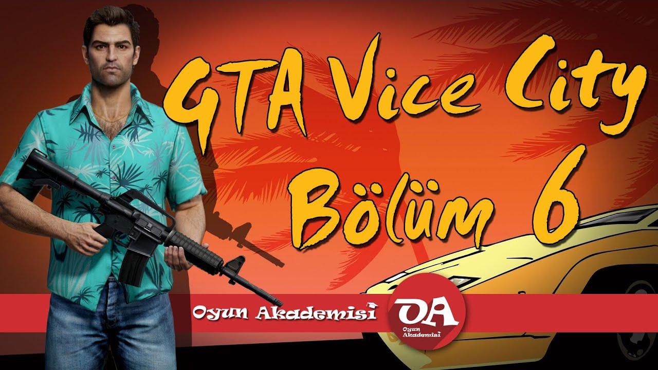 GTA Vice City Bölüm 6 Görev Gelmeme Çözümü
