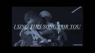 한글자막 WINNER I sing this song for you