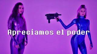 Grimes - We Appreciate Power (Español) -re-upload