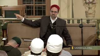 Prohibitions of the Tongue - Session 01 - Hamza Yusuf
