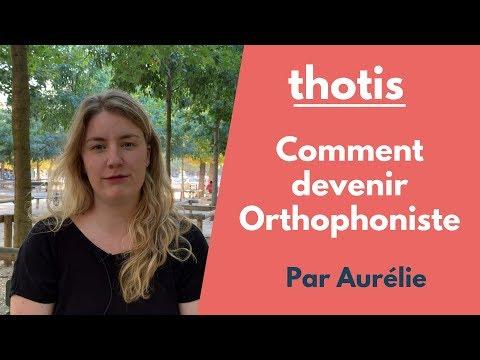 Devenir Orthophoniste :