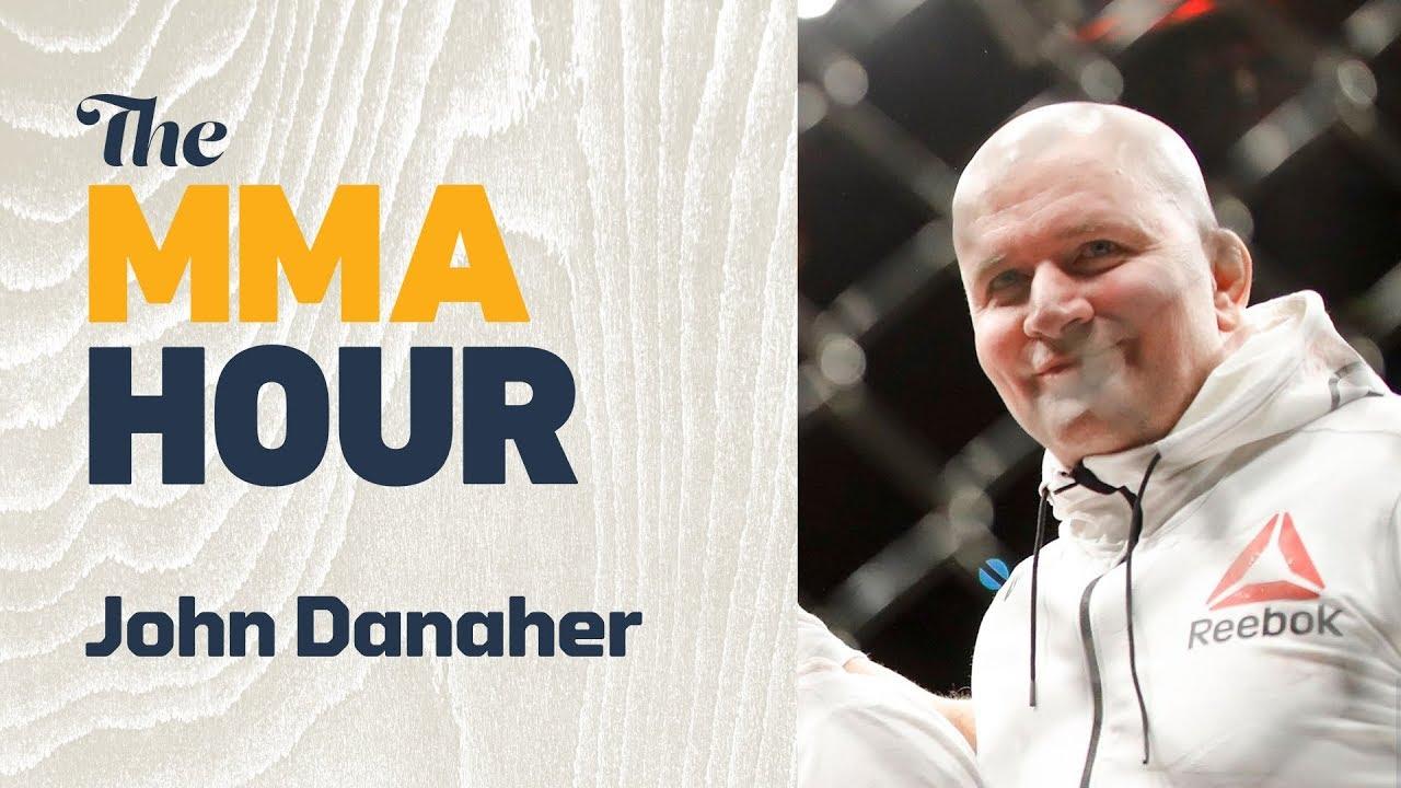 John Danaher On MMA Hour | BJJ Wiki