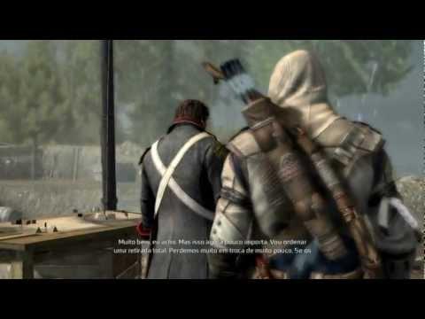 Assassin's Creed 3 Dicas - Matando John Pitcairn