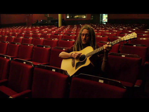 Joel Anthony - Lune (Live at the Lyceum Theatre)