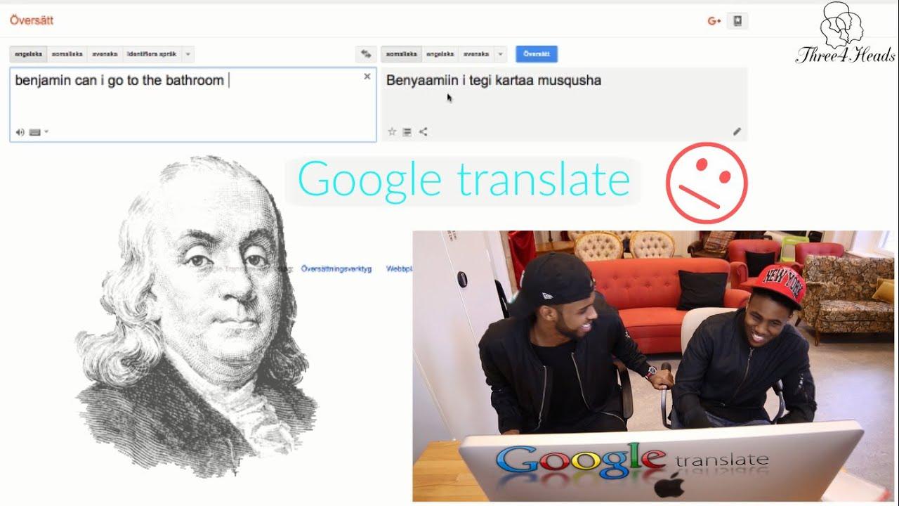 Download Google translate FAIL