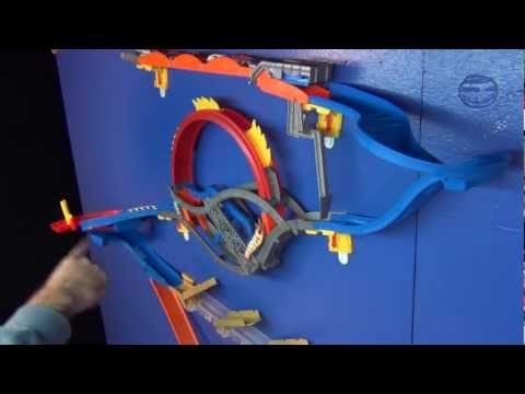 Hot Wheels Wall Tracks Replacement Bracket Base Mattel
