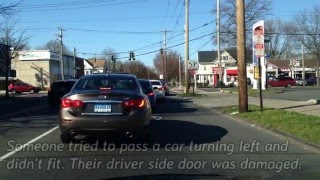 Driving New Haven feat. Connecticut Dashcam