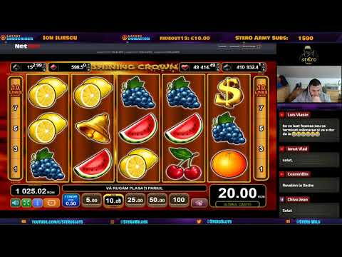LIVE CASINO : EGT Night Vs SterO SlotS // Happy New Year //