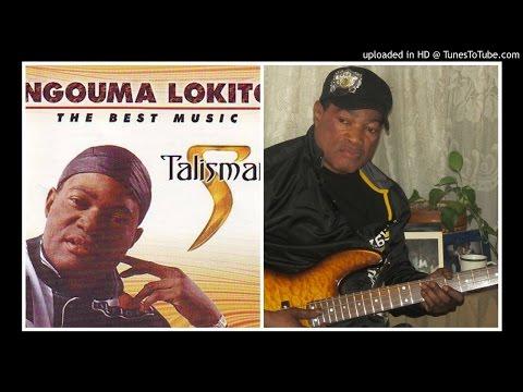 Bassist Ngouma Lokito (Soukous Stars): Talisman/Shereen (1997)🎶🎸🎤🎧