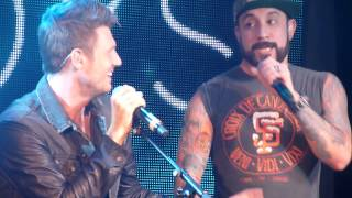 Backstreet Boys: Show them what you