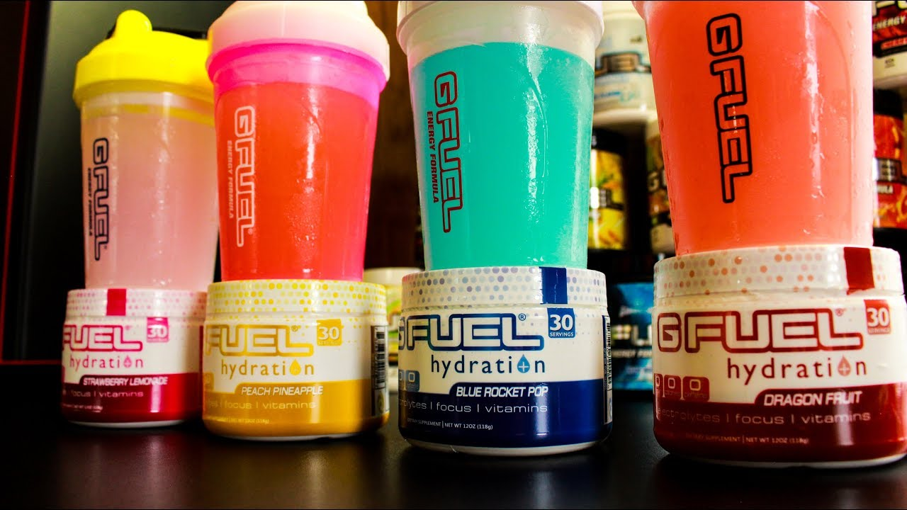 new g fuel hydration formula full review of all 4 flavors new gamma labs g fuel flavors. Black Bedroom Furniture Sets. Home Design Ideas