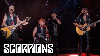 Scorpions Blackout Live At Hellfest 20 06 2015 - مهرجانات