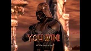 Soul Calibur 4 Darth Vader Arcade Mode PlayStation 3