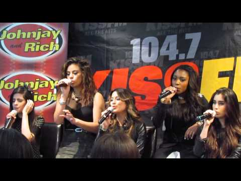 Fifth Harmony - Honeymoon Avenue(Acoustic)