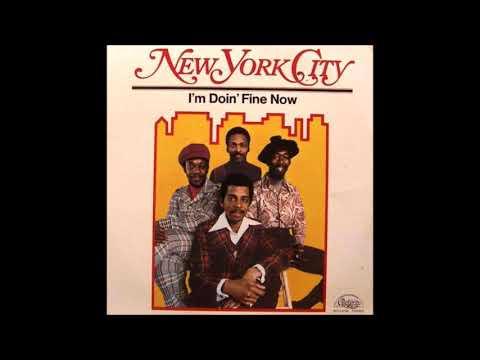 New York City – I'm Doin' Fine Now [FULL ALBUM 1973]