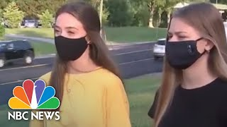 'A War Against Stupidity': Healthcare Workers Battle Coronavirus Misinformation | NBC News NOW