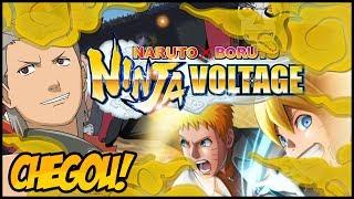 Naruto X Boruto | Hidan chegou! 1000 Shinobytes pra Jashin!