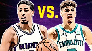 Will LaMelo Ball or Tyrese Haliburton be the better player in 5 YEARS ||  2021 NBA ROY predictions.