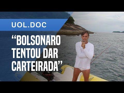 "FISCAL DO IBAMA QUE MULTOU BOLSONARO: ""ELE SE ALTEROU""  UOLDOC"