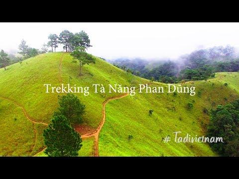 Trekking Tà Năng - Phan Dũng - Thác Yavly| Tadivietnam - Travel Trip