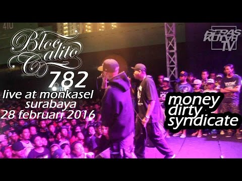 footage BLOCCALITO782 - Dirty Money Syndicate (HQ) 28 februari 2016 MONKASEL