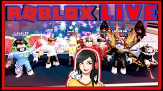 Roblox Live Stream Any Games - GameDay Wednesday 134 - AM