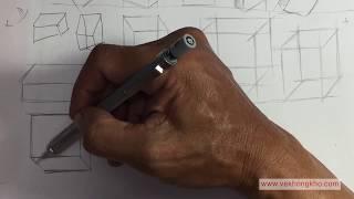 Hướng dẫn học vẽ căn bản 03 - vẽ không khó