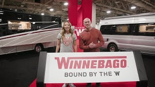 Winnebago's RVX Reveal and Announcements!