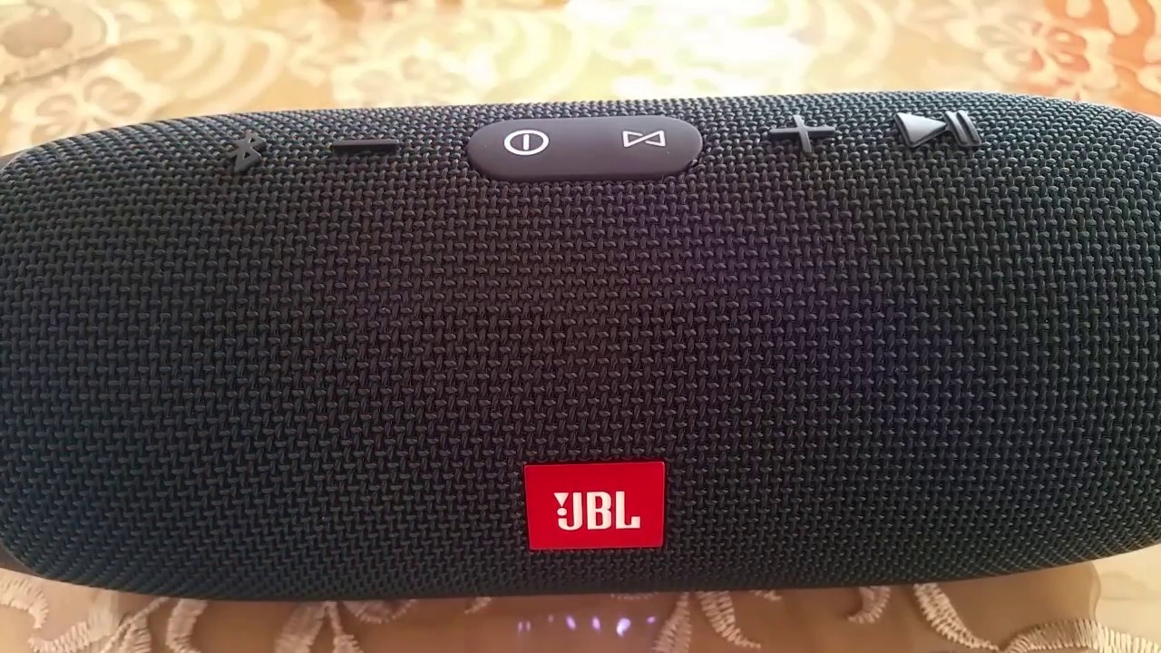 How to pair JBL Charge 8 Bluetooth Speaker to Iphone 8