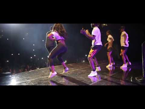 Fuse ODG - O2 Arena Performance featuring Ed Sheeran