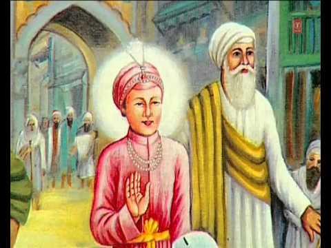 Bhai Lakhwinder Singh Ji - Shri Harkrishan Dhaaiyai - Jinn Guru Janeya Maaye