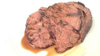 No Cooking - Five Spice Beef Endive Arugula Salad