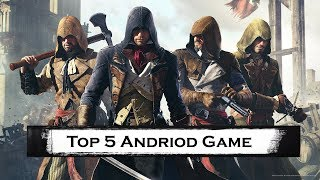 Top 5 Android Games 2018 || Top Android Game 2GB/4GB RAM Without Leg