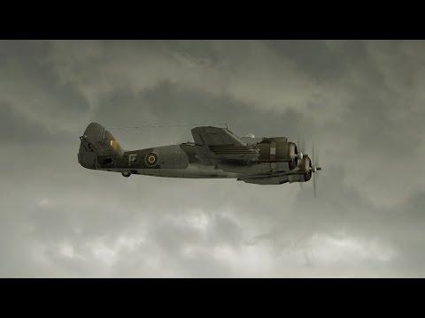 Beaufighter pilot Paul Kruger