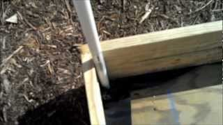 Self-irrigating Raised Bed Project - Part 4 (soil Chamber)
