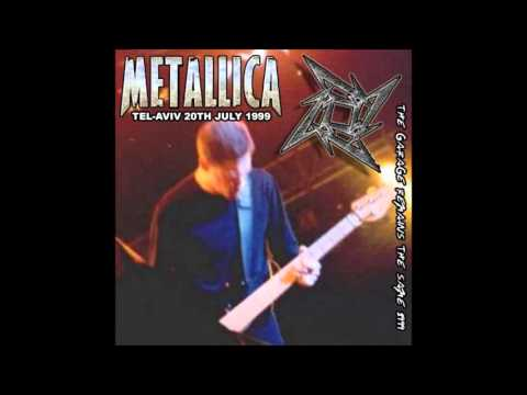 Metallica Live Tel Aviv, Israel 20/Jul/1999