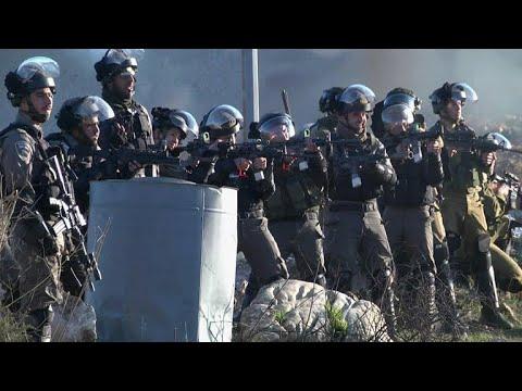 Violence ratchets up in protests over U.S. Jerusalem move