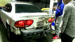 PAYING FOR PEOPLE'S GAS!! (YOU WON'T BELIEVE ONE MAN'S STORY!)