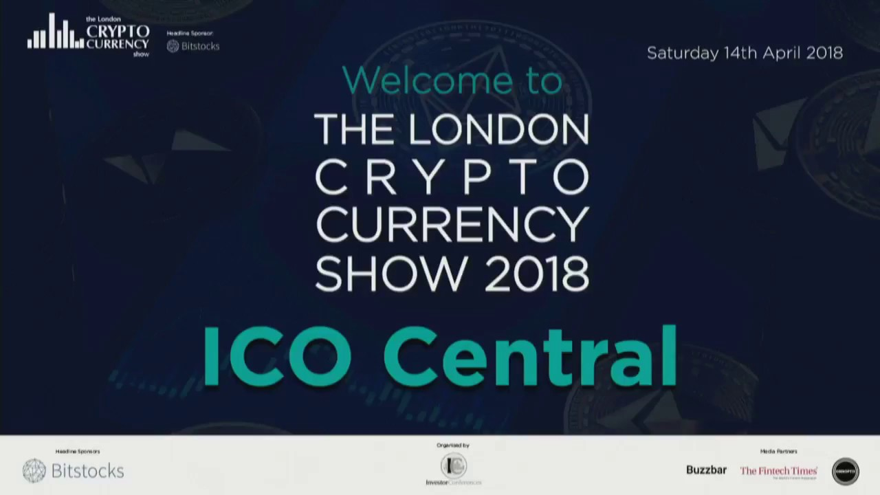 the london cryptocurrency show