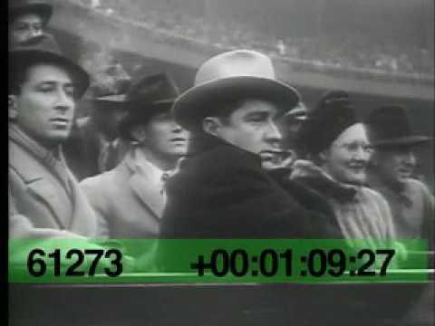 1938 Giants vs Green Bay NFLCG highlights