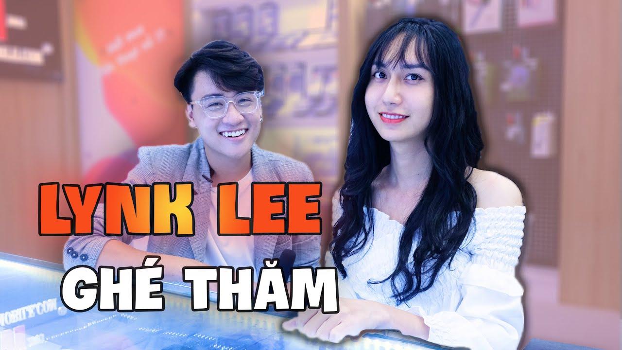 Lynk Lee đẹp rạng ngời khi đi mua đồ công nghệ | Minh Tuấn Mobile
