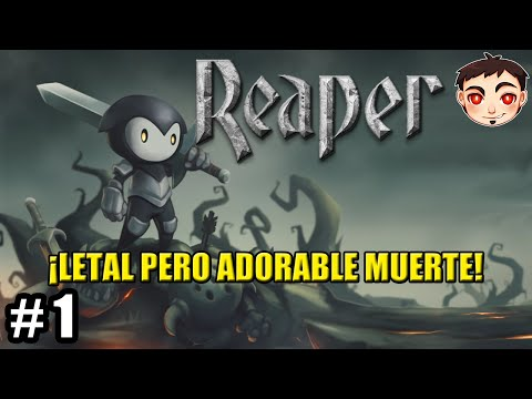 REAPER #1 - ¡Letal pero adorable Muerte!