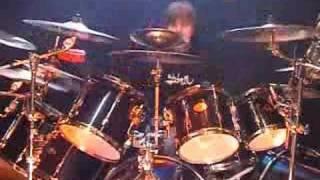 Dio Live drum tribute Simon Wright Solo