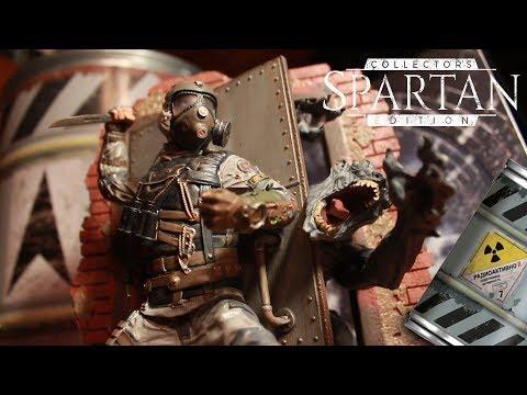 Метро: Исход Коллекционное Издание Бойца Спарты